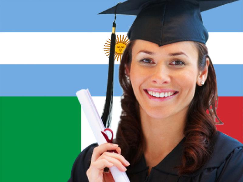 Becas Para Estudiar En Italia Dirigida A J Venes Argentinos